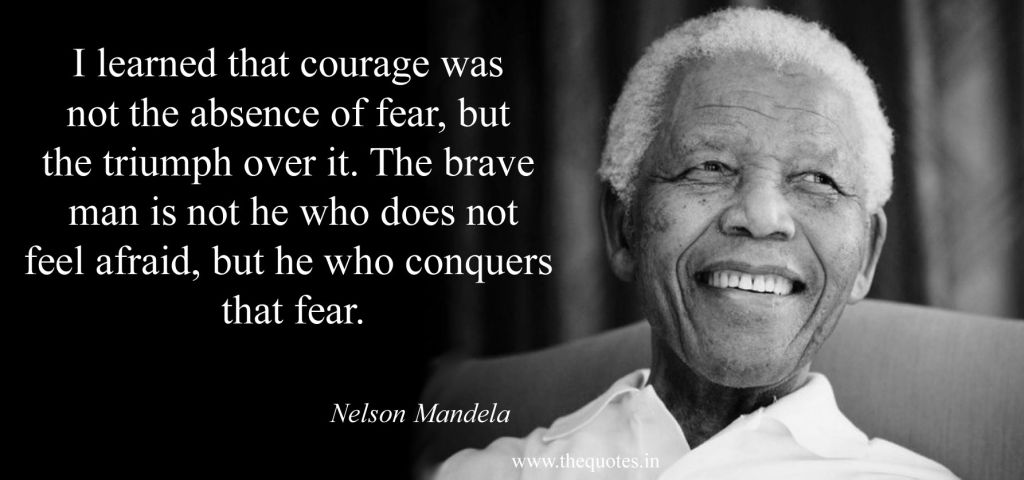 Courage: It's About Moments